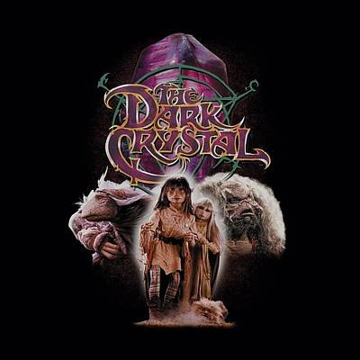 Designs Similar to Dark Crystal - The Good Guys