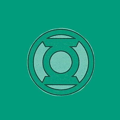 Designs Similar to Green Lantern - Hand Me Down