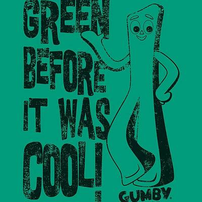 Designs Similar to Gumby - Cool Green by Brand A