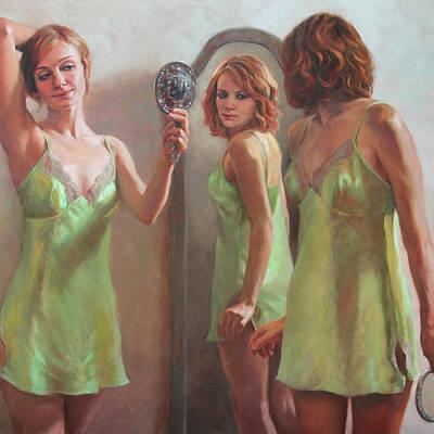 Mirror Image Paintings