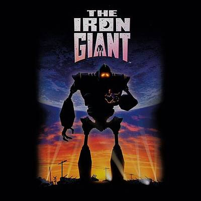 Designs Similar to Iron Giant - Poster by Brand A
