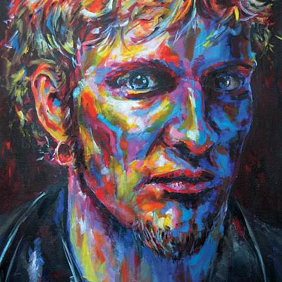 Designs Similar to Layne Staley by Chris Figat