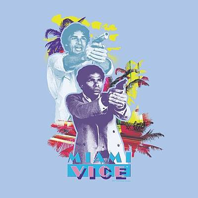 Designs Similar to Miami Vice - Freeze by Brand A