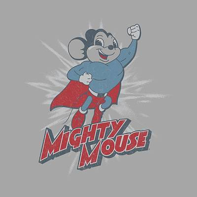 Designs Similar to Mighty Mouse - Mighty Blast Off