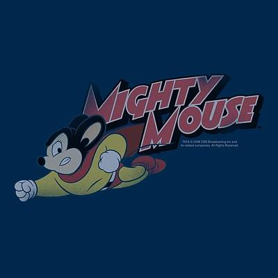 Designs Similar to Mighty Mouse - Mighty Retro