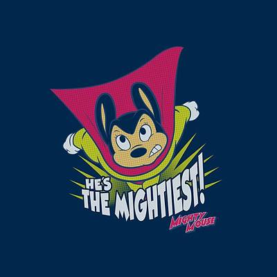 Designs Similar to Mighty Mouse - The Mightiest