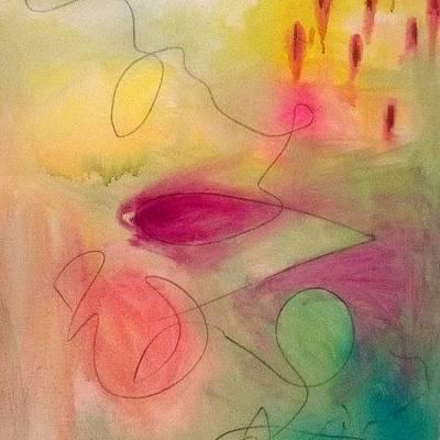 Maggie Hernandez: Lines Art