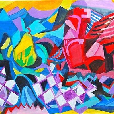 Rufus Norman: Still Art