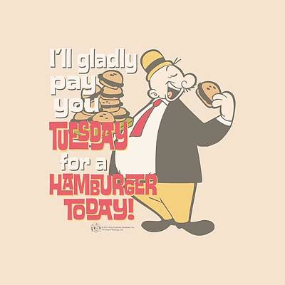 Designs Similar to Popeye - Tuesday by Brand A