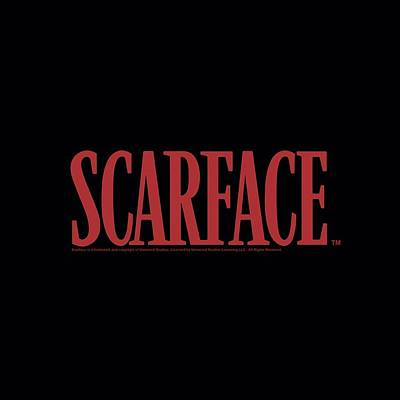Designs Similar to Scarface - Logo by Brand A