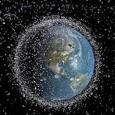 Designs Similar to Space Junk by Science Source