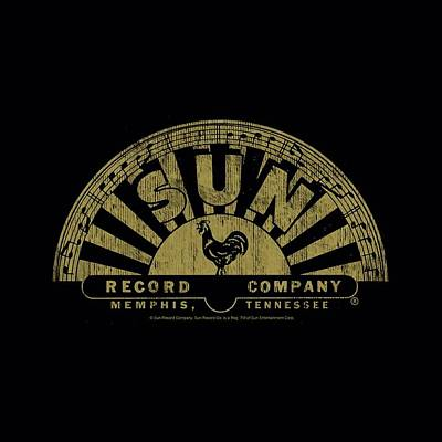 Sun Record Company Digital Art