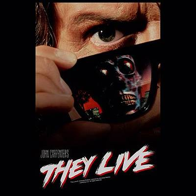 Designs Similar to They Live - Poster by Brand A