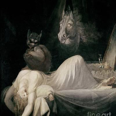 bad dreams paintings fine art america