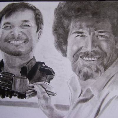 Designs Similar to Jim Lee And Bob Ross