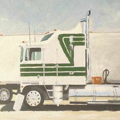 Designs Similar to Truck Show 1986 by Chad Atkins