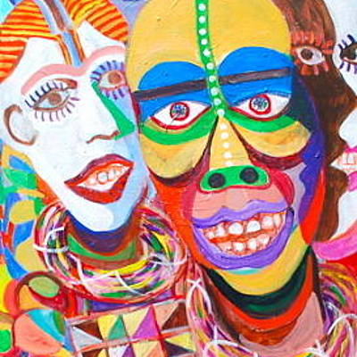 Rufus Norman: Carnival Art