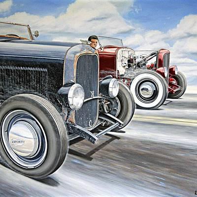 Designs Similar to Roadster Race by Ruben Duran