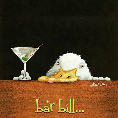 Designs Similar to Bar Bill... by Will Bullas