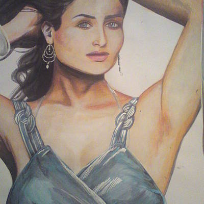 Bollywod Paintings