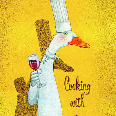 Designs Similar to Cooking With Wine...