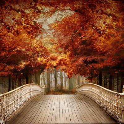 Designs Similar to A Bridge To Autumn