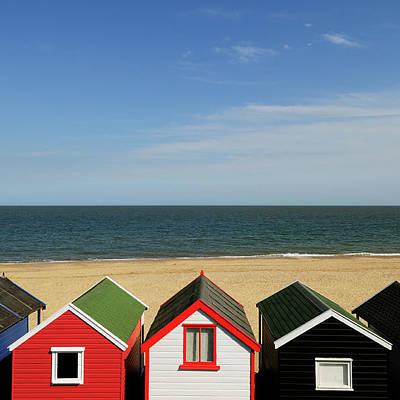 Designs Similar to Beach Huts At Southwold