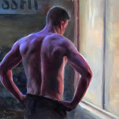 Weightlifting Art Prints