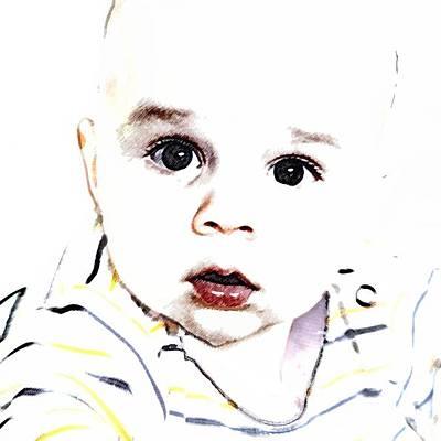 Arie Van Garderen: Child Art