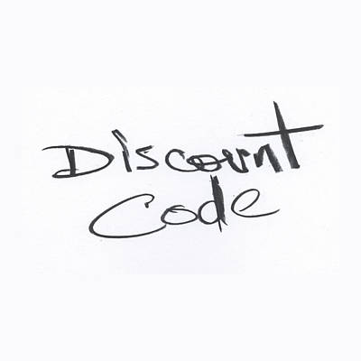 Discount Codes Art