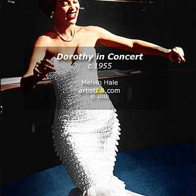 Designs Similar to Dorothy Dandridge C.1955