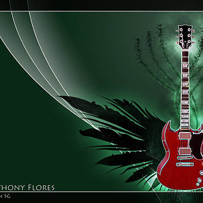 Designs Similar to Gibson Sg by Anthony Flores