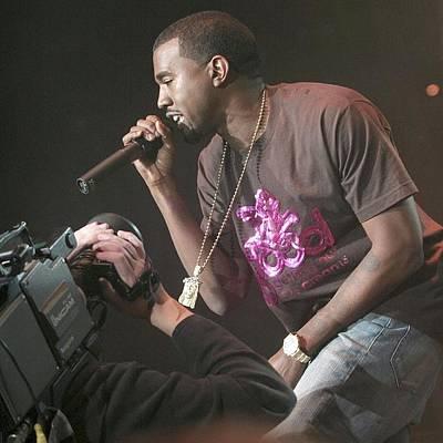 Kanye West Photographs