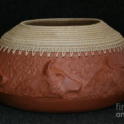 Basketry Mixed Media
