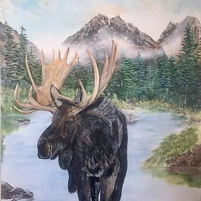 Designs Similar to Moose by Wm Garcia