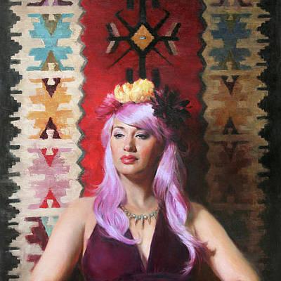 Designs Similar to Native Daughter Modern Woman