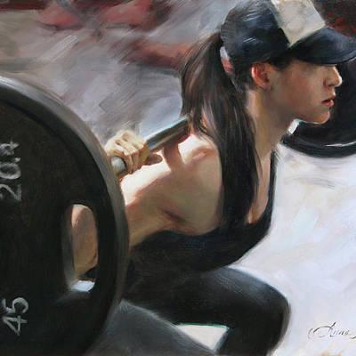 Weightlifting Art