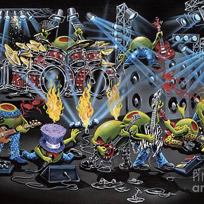 Rockstar Paintings