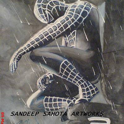 Designs Similar to Spiderman by San Art Studio
