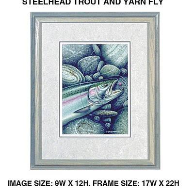 Designs Similar to Steelhead And Yarn Fly