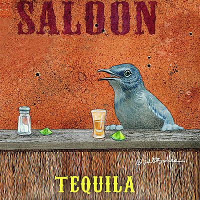 Designs Similar to Tequila Mockingbird...