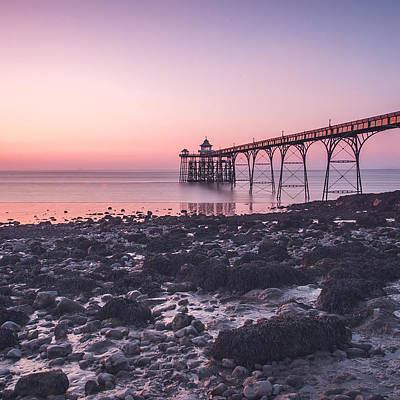 Designs Similar to The Victorian Pier, Clevedon