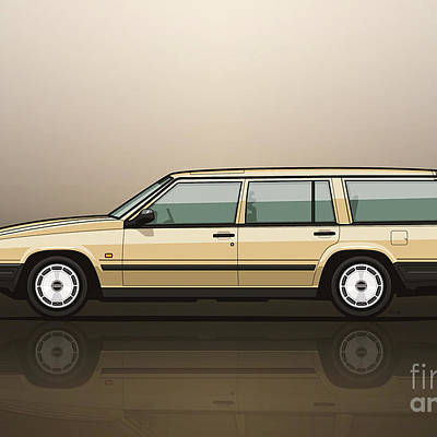 Designs Similar to Volvo 740 745 Wagon Gold