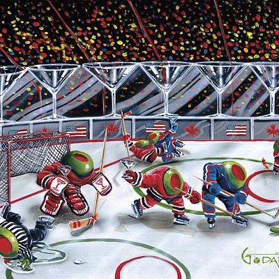 Designs Similar to We Olive Hockey