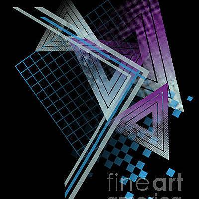 Checker Digital Art