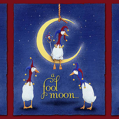 Designs Similar to A Fool Moon... by Will Bullas