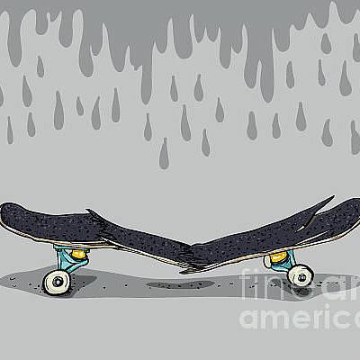 Designs Similar to Broken Skateboard
