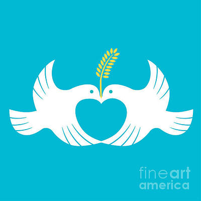 Designs Similar to Messenger Of Love And Peace