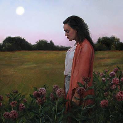 Milkweed Art