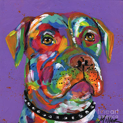 Designs Similar to Pit Bull by Tracy Miller